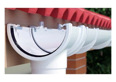 Συστήματα Υδρορροών τύπος NOR 120/Φ80