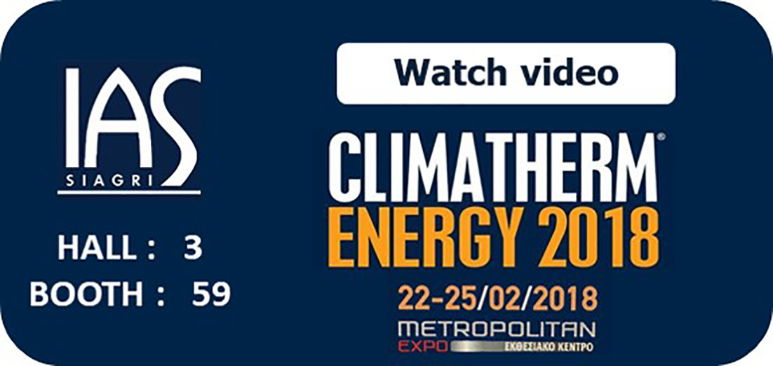 IAS CLIMATHERM 2018