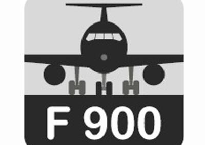 Καλύμματα φρεατίων F900